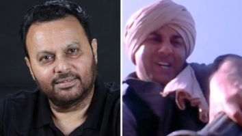 """I thought that just the way Lord Hanuman lifted the mountain that had the Sanjeevani booti, Sunny Deol should lift this hand pump"""" – Anil Sharma"""
