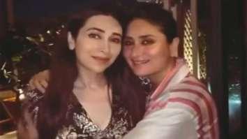 Karisma Kapoor rings in 47th birthday with Kareena Kapoor Khan, Amrita Arora and friends