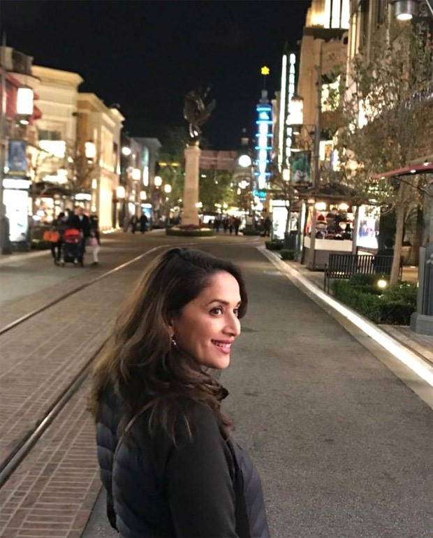 Madhuri Dixit recalls roaming on the streets freely in throwback picture from Rome