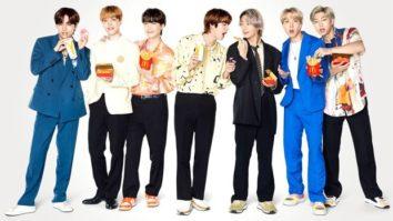 McDonald's sells over1.2 million BTS Meals in Korea alone