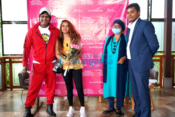 Photos Ali Asgar, Archana Kochhar and others snapped at Global Wellness Day event (1)