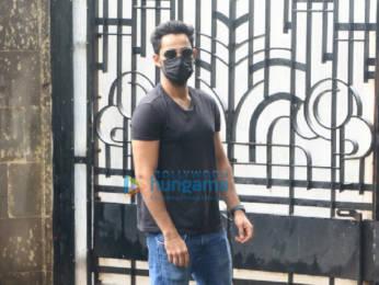 Photos: Armaan Jain snapped at Karisma Kapoor's birthday bash