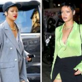 Rihanna gives stunning style cues on how to go from work vibes to sultry date night aesthetics
