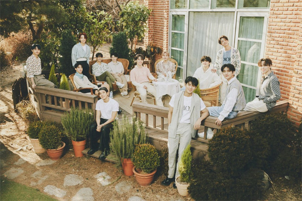 SEVENTEEN makes Billboard 200 debut at No. 15 with their latest album 'Your Choice'