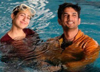 "Sara Ali Khanremembers Kedarnath co-star Sushant Singh Rajput - ""Every time I look at the stars, I know you're here"""