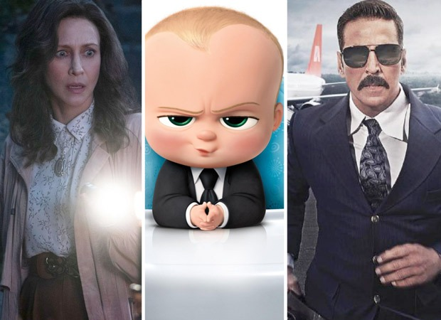 The Conjuring 3, Fast & Furious 9, Black Widow, A Quiet Place Part II Here's a list of Hollywood films expected to release in CINEMAS in India in July and August!