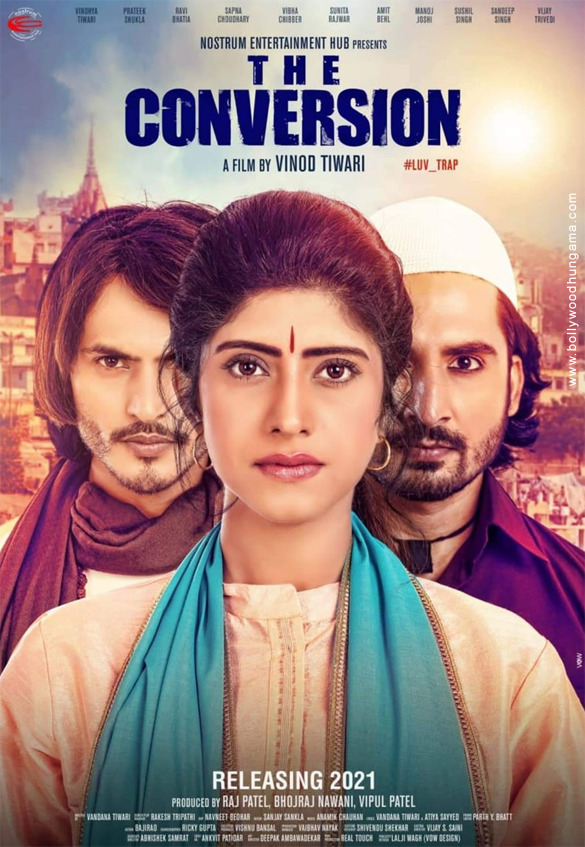 First Look of the Movie The Conversion