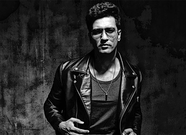 Vicky Kaushal sets the internet on fire with his monochrome look from Dabboo Ratnani's Calendar Shoot 2021