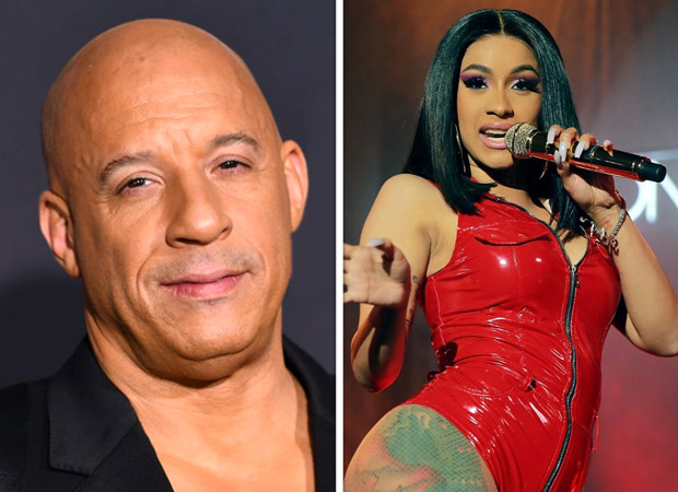 Vin Diesel confirms Cardi B will be in Fast and Furious 10 2