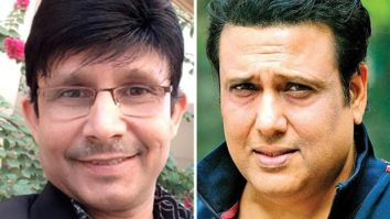 After KRK's tweet, Govinda denies being in touch with him; says it's an agenda to create nuisance