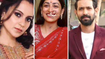 Kangana Ranaut enters the comment section of Yami Gautam's wedding pictures; calls Vikrant Massey a cockroach