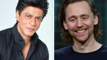 Shah Rukh Khan responds after Loki actor Tom Hiddleston associates India and Bollywood with the superstar