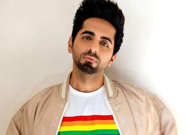 As actors, we are fortunate that we can raise awareness for important issues' : Ayushmann Khurrana on why he chose to bring attention to the new Pride flag