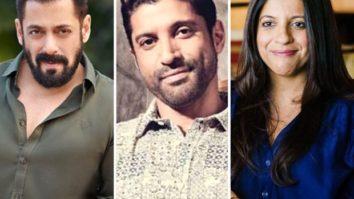 Salman Khan, Farhan Akhtar, and Zoya Akhtar to produce Salim-Javed's documentary titled Angry Young Men