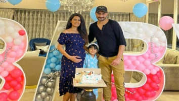 Friends and family plans a surprise virtual baby shower for Geeta Basra