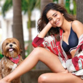 Ananya Panday's signature pose gets stolen as she poses for Dabboo Ratnani's Calendar