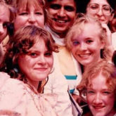 When Mithun Chakraborty was flanked by his female fans in Russia