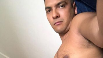 Aditya Narayan shares pictures of his body transformation post COVID-19