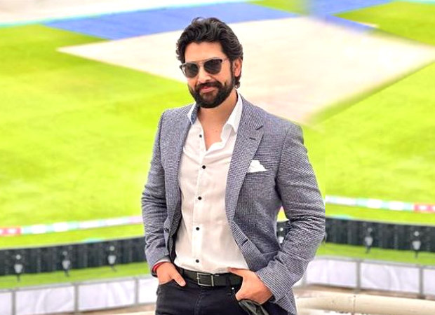 Aftab Shivdasani reaches Southampton to support India in the WTC finals; shares pictures from the stadium