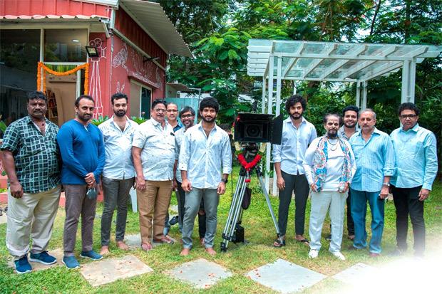 Prasanth Varma, Teja Sajja, and Primeshow Entertainment's superhero film HANU-MAN gets launched with a grand event