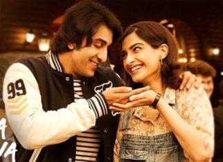 Sonam Kapoor celebrates three years of Sanju with a beautiful post
