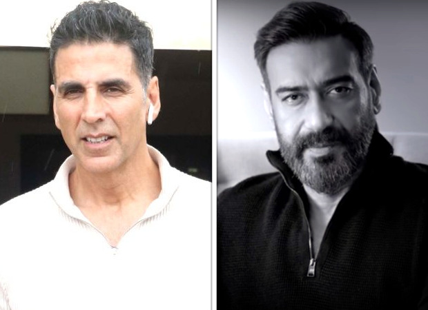 Akshay Kumar clarifies after mistakenly crediting Ajay Devgn for writing a poem on Twitter