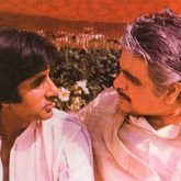 """""""It was obviously not believable that I was actually working with Dilip Kumar,"""" Amitabh Bachchan in an old interview about working with the cinema legend in Shakti"""