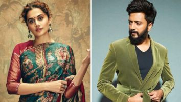 Both Taapsee Pannu's Blurr and Riteish Deshmukh's Marathi film Adrushya are based on the Spanish film Julia's Eyes; 3 more regional remakes are also on floors