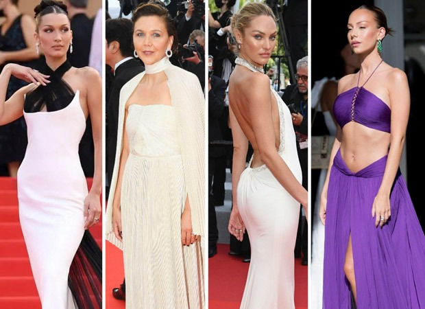 Cannes 2021: Bella Hadid, Maggie Gyllenhaal, Candice Swanepoel, Ester Expósito steal the spotlight
