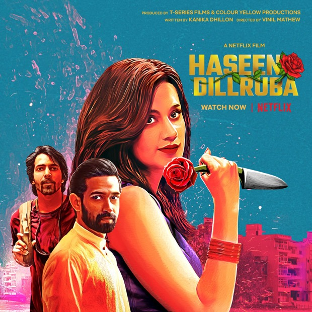 Colour Yellow Productions wins audience again with Haseen Dillruba!