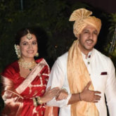 Dia Mirza and Vaibhav Rekhi announce the birth of their son who is currently in a neonatal ICU