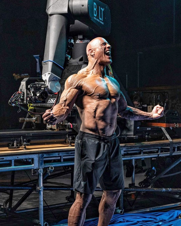 """Dwayne Johnson wraps up the shoot of DC's Black Adam – """"Boundless gratitude to my 1,000+ crew members, actors and director, Jaume Collet-Serra"""""""