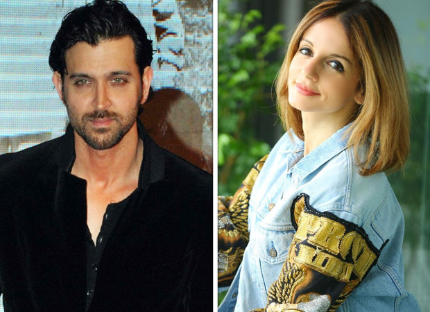 Hrithik Roshan comments Arre wah on Sussanne Khan's Instagram picture