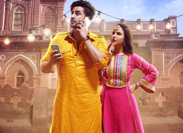 Jasmin Bhasin and Aly Goni unveil poster of their upcoming music video 2 Phone