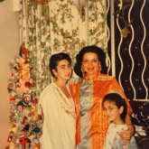 Kareena Kapoor Khan shares a throwback picture with Babita Kapoor and Karisma Kapoor