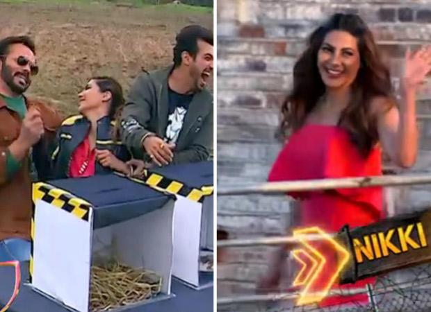 Khatron Ke Khiladi 11: Nikki Tamboli makes a comeback in the show after getting eliminated