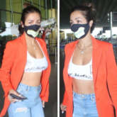 Malaika Arora gives lesson on how to make street style look super chic outfit