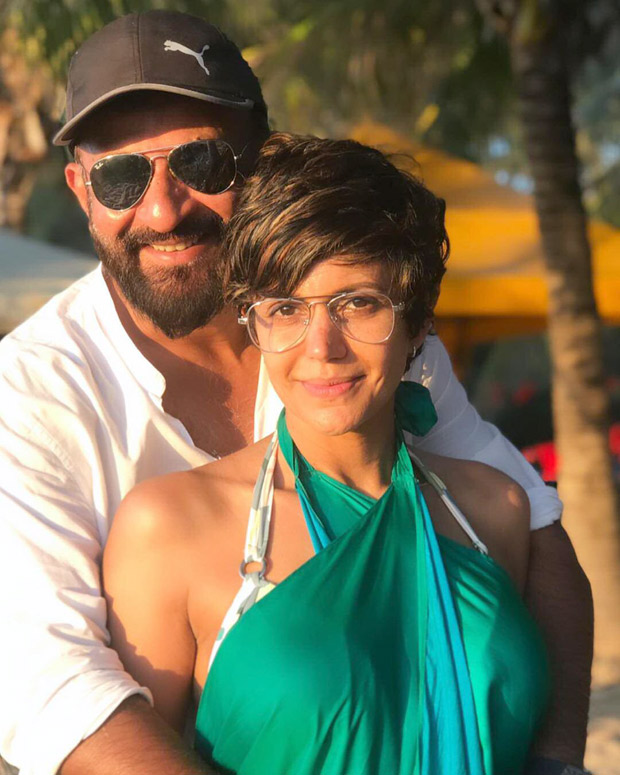 Mandira Bedi shares pictures with her late husband Raj Kaushal with a heartfelt note