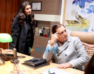 On The Sets Of The Movie Mystery Of Tattoo