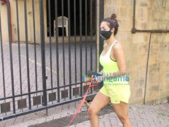 Photos: Malaika Arora spotted in Bandra