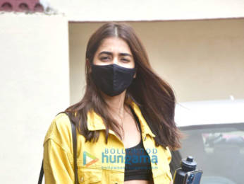 Photos: Pooja Hegde and Daisy Shah spotted at pilates studio