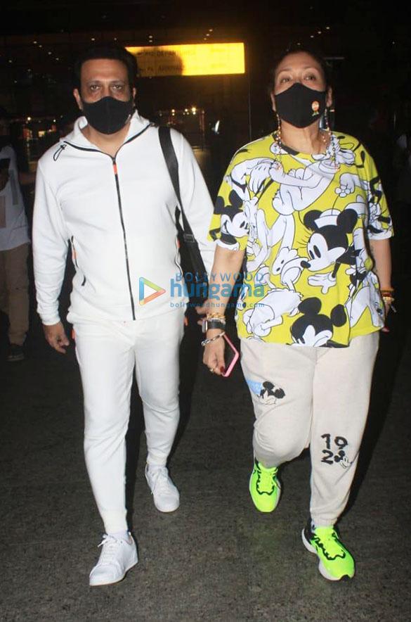 Photos Sara Ali Khan, Tamannaah Bhatia and others snapped at the airport (1)