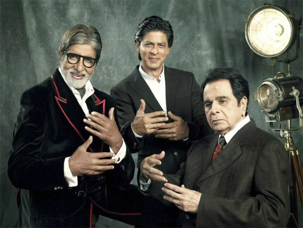 RIP Dilip Kumar The desire to see the thespian, Amitabh Bachchan and Shah Rukh Khan together in a film remains unfulfilled
