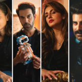 Radhika Apte, Rajkummar Rao, Huma Qureshi, Sikander Kher unveil the first look of Netflix'sMonica, O My Darling