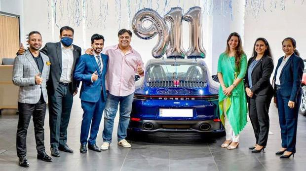 Ram Kapoor buys a swanky Porsche car worth Rs. 1.8 crore : Bollywood News – Bollywood Hungama
