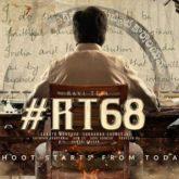 Ravi Teja kicks off his 68th film today, helmed by Sarath Mandava