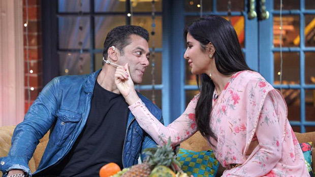 """Salman Khan wishes Katrina Kaif on her birthday - """"Lots of love and respect in your life"""""""