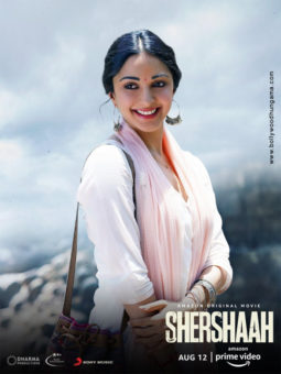 First Look Of Shershaah