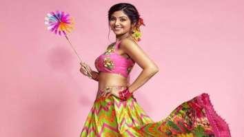 Shilpa Shetty gives major festive vibes in vibrant lehenga worth Rs. 1.15 lakh