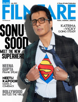 Sonu Sood On The Cover Of Filmfare